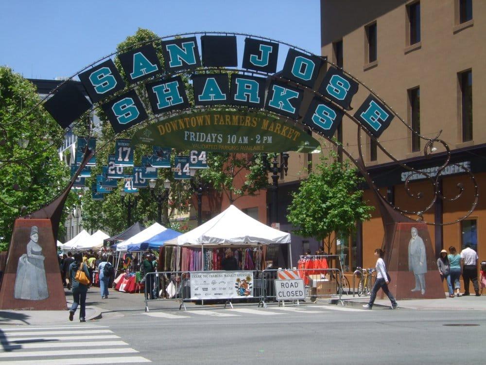Downtown San Jose Farmers' Market
