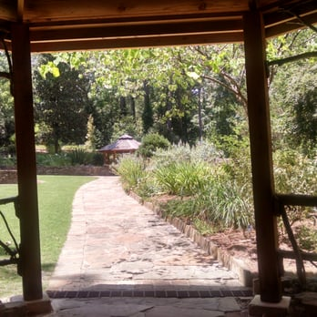Photo Of Birmingham Botanical Gardens   Birmingham, AL, United States.  Looking Out From