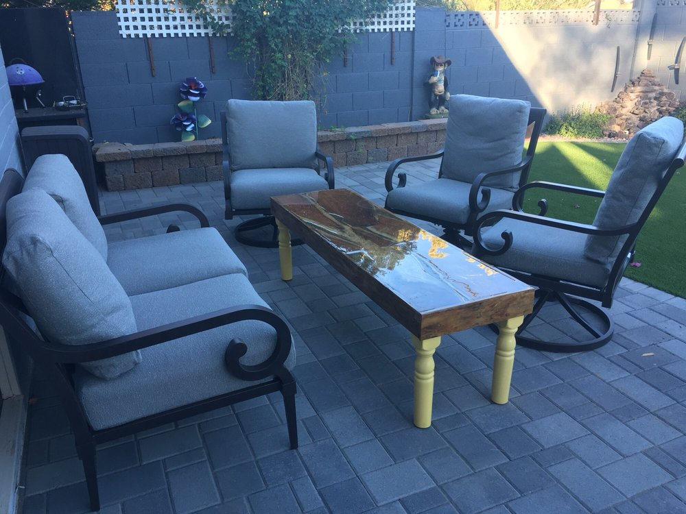 Discount patio 16 photos outdoor furniture stores for Affordable furniture tempe az