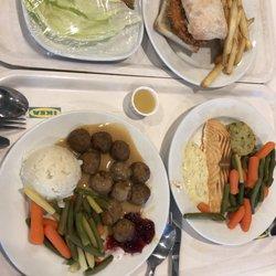 Photo Of Ikea Restaurant Woodbridge Va United States Meat With Mashed Potato