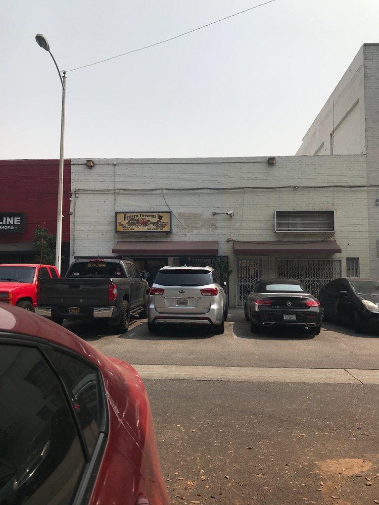 Western Firearms: 6621 Atlantic Ave, Bell, CA