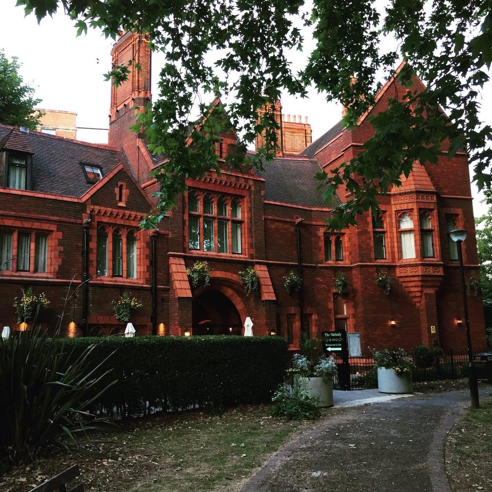 St Pauls Hotel Kensington London