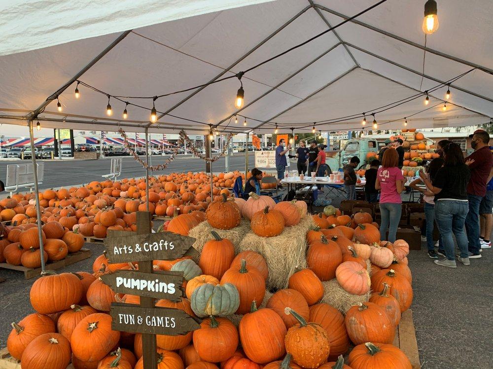 Beth El Pumpkin Patch: 6440 Montana Ave, El Paso, TX