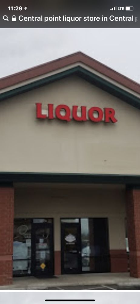 Liquor Stores: 1217 Plaza Blvd, Central Point, OR