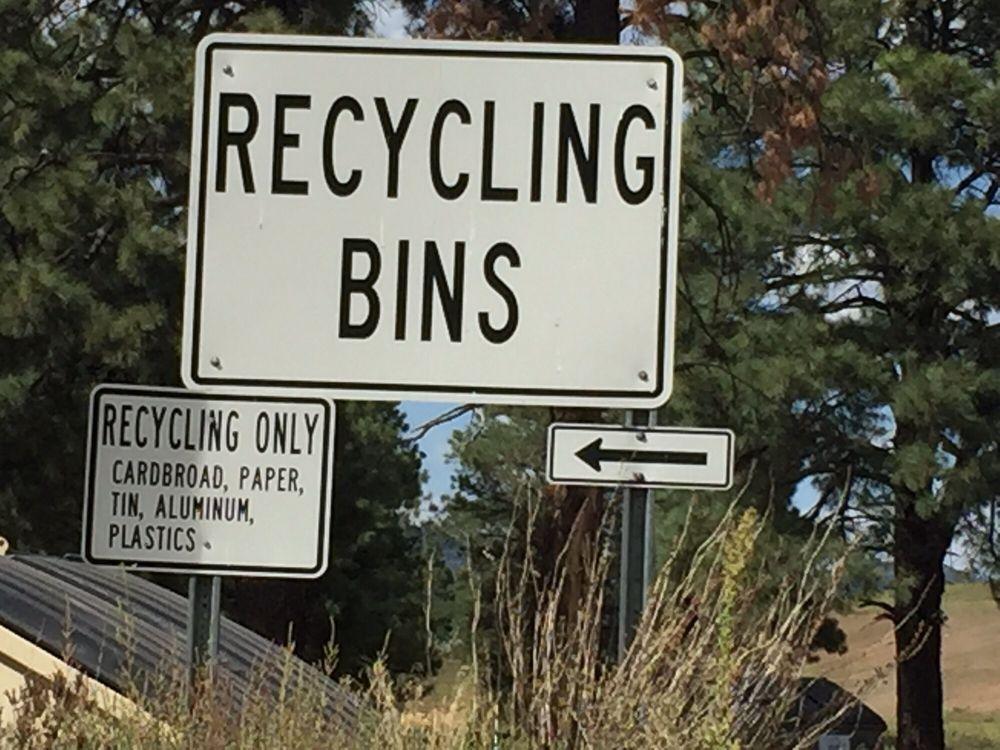 Cinder Lake Landfill: 6770 E Landfill Rd, Flagstaff, AZ