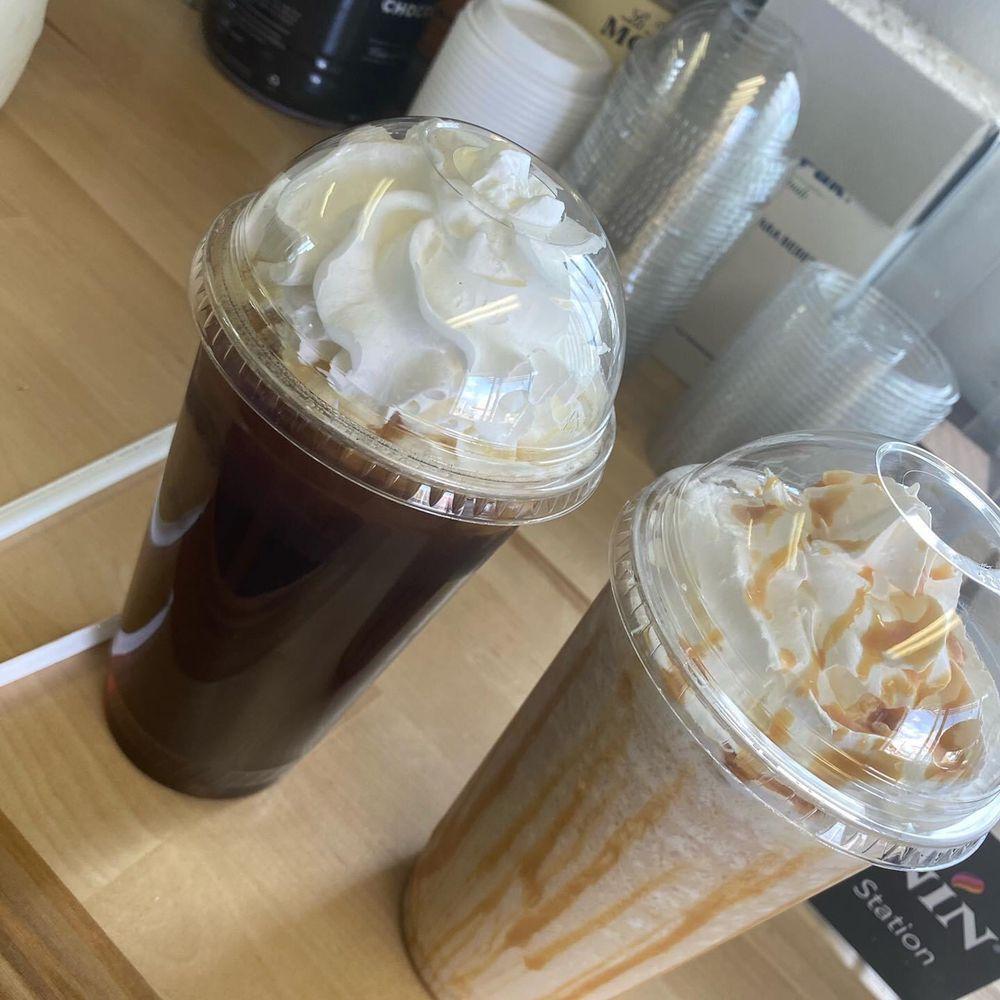 Cafecito Coffee Shop: 2207 7th St, Las Vegas, NM