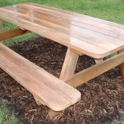 Photo Of Shoreline Cedar   Bothell, WA, United States. City Park Picnic  Table