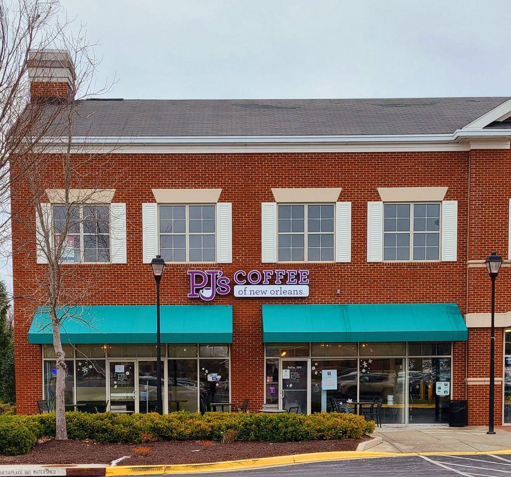 PJ's Coffee: 12530 Fairwood Pkwy, Bowie, MD