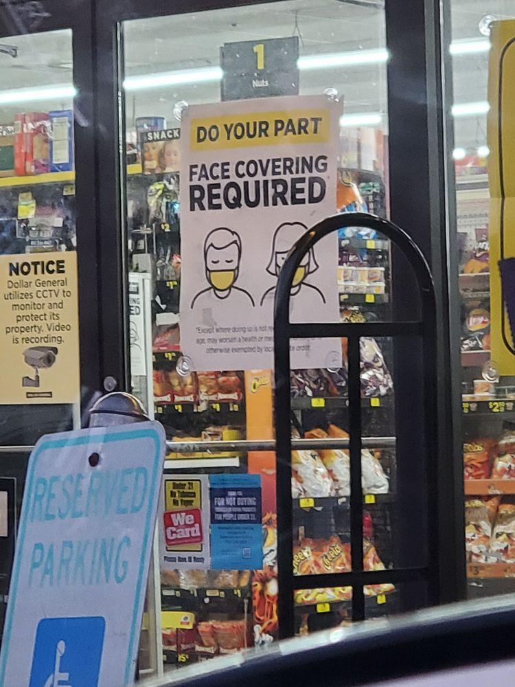 Dollar General Store: 3299 La Highway 78, Livonia, LA