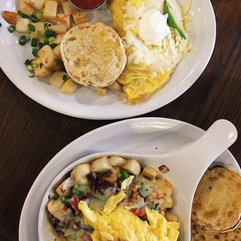 Photo Of Egg Harbor Cafe Schaumburg Il United States Bacado Omelette And