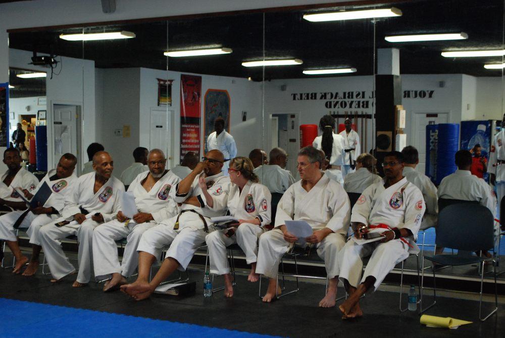 Detroit Martial Arts Institute: 13030 W 7 Mile Rd, Detroit, MI