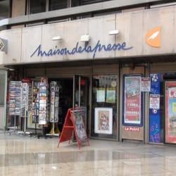 ac325f5bdf Maison de la Presse - CLOSED - Newspapers & Magazines - Place Louis ...