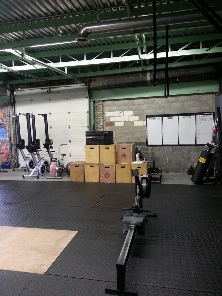 CrossFit BMW