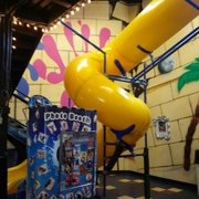 Beautiful One Of Photo Of Putt Putt Fun House   Webster, TX, United States. Inside  Slide