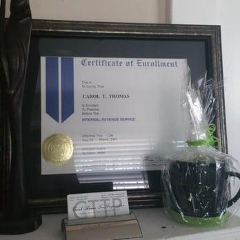 Carol Thomas Tax Preparation - Accountants - 1138 W 87th St, Los ...