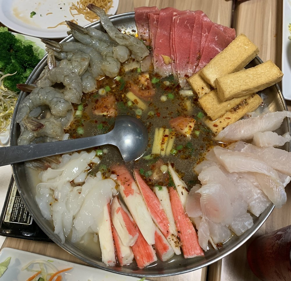 Linh Vietnamese Cuisine: 624 S Knoxville Ave, Russellville, AR