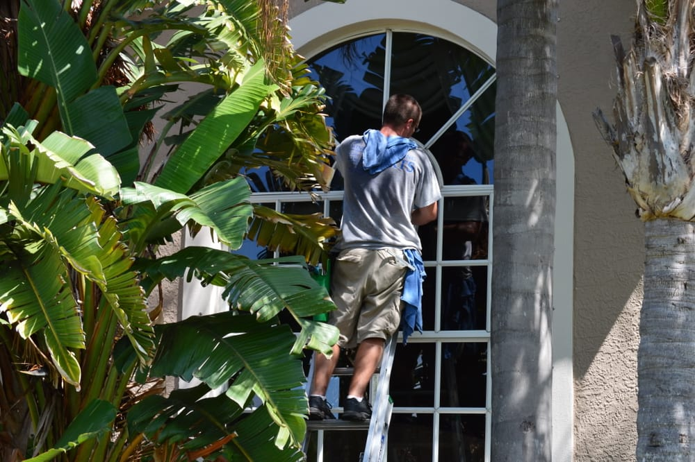 Window Cleaning Experts: 905 E Martin Luther King Jr Dr, Tarpon Springs, FL
