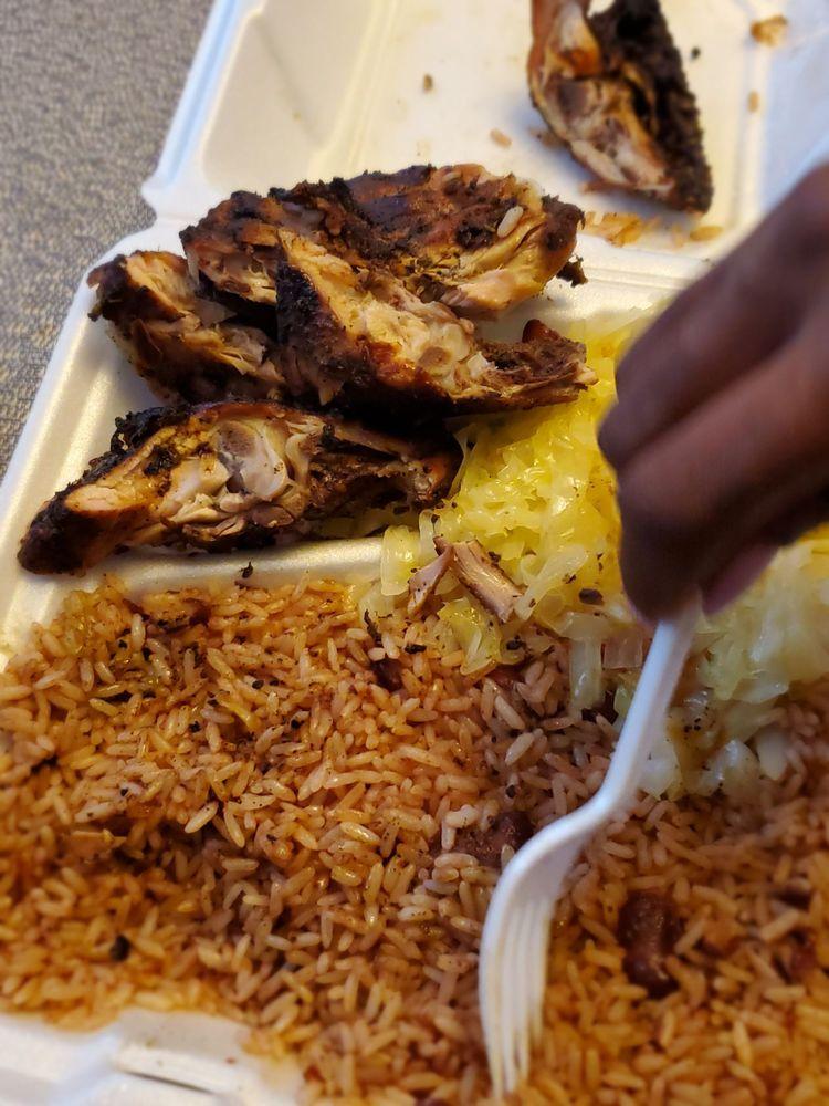 Food from Uppa Yard