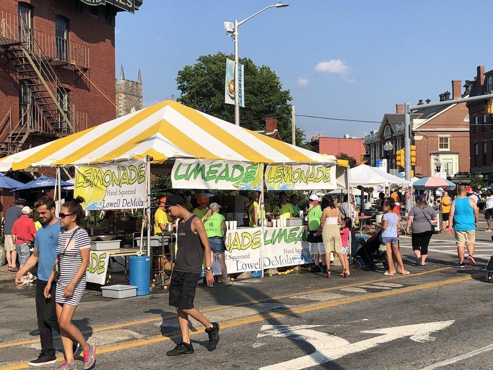 Social Spots from Lowell Folk Festival