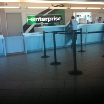 Enterprise Car Rental Oakland Airport Reviews