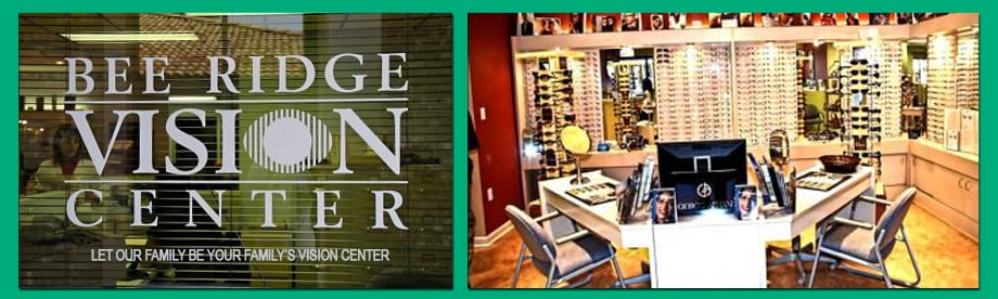 Bee Ridge Vision Center: 3920 Bee Ridge Rd, Sarasota, FL