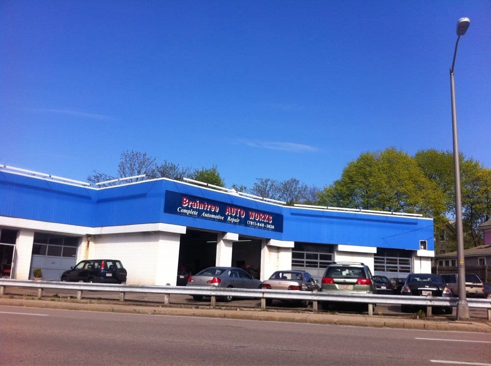 Braintree Auto Works: 218 Washington St, Braintree, MA