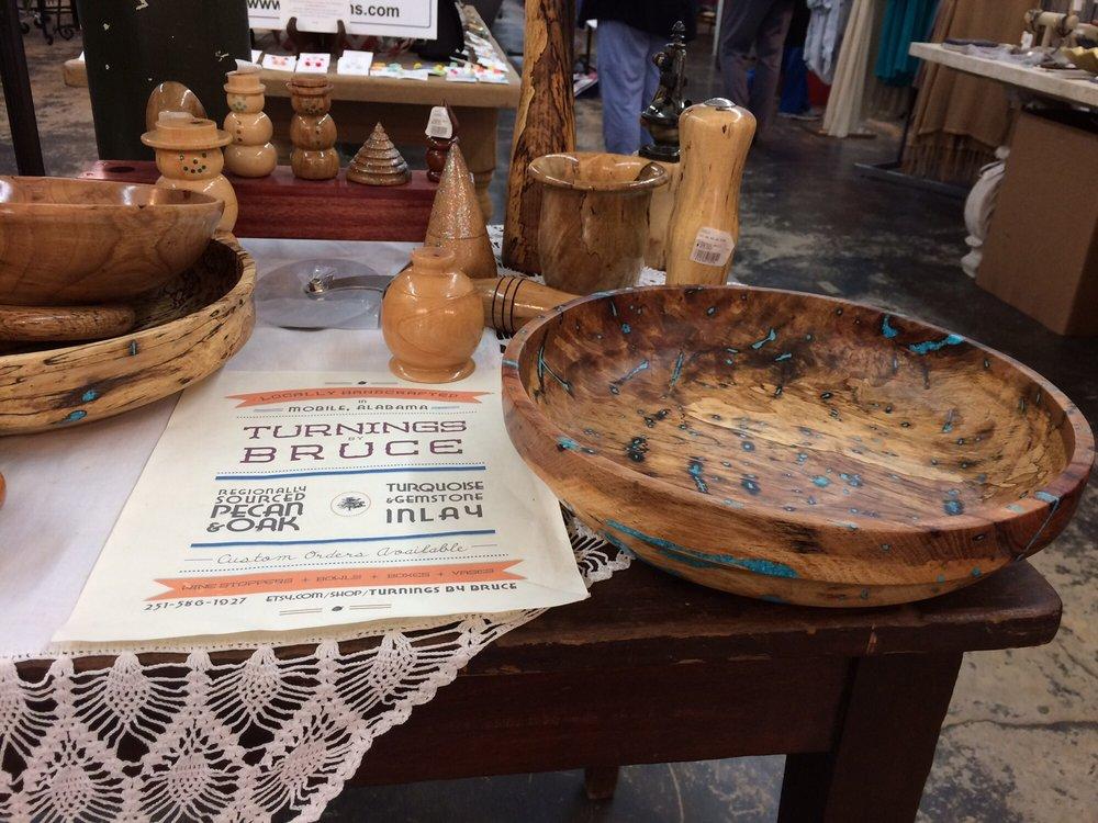 Turnings By Bruce: Mobile, AL