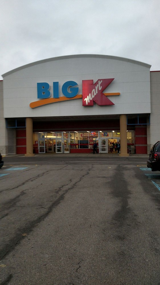 Kmart - Department Stores - 349 Orchard Park Rd, West Seneca, NY ...