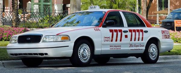 United Taxi: 17174 US Hwy 19 N, Clearwater, FL