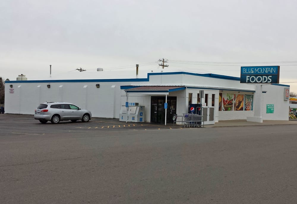 Blue Mountain Foods: 64 W Central St, Monticello, UT