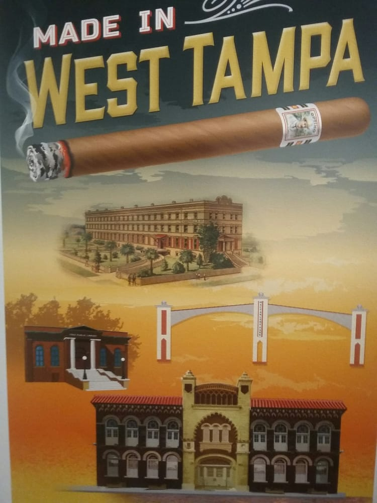 West Tampa Historic District: Main St, Tampa, FL