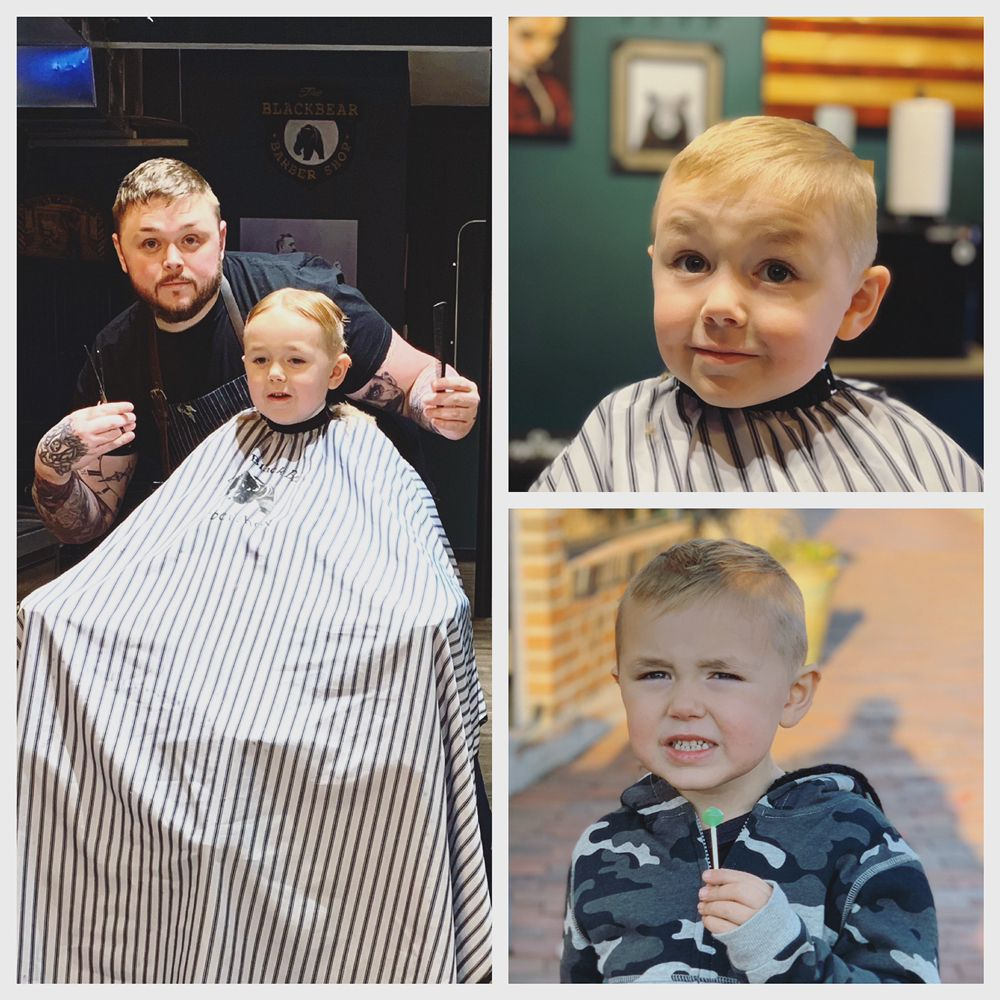 The BlackBear Barbershop: 260 Main St, Gloucester, MA