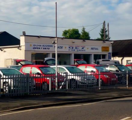 Garden City Car Sales Deeside