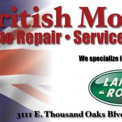 British Motor Cars E Thousand Oaks Blvd Thousand Oaks Ca