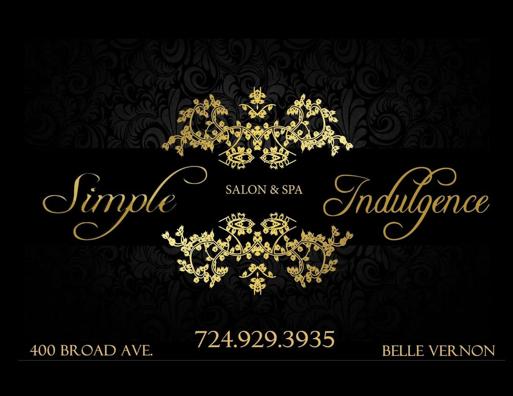 Simple Indulgence: 400 Broad Ave, Belle Vernon, PA