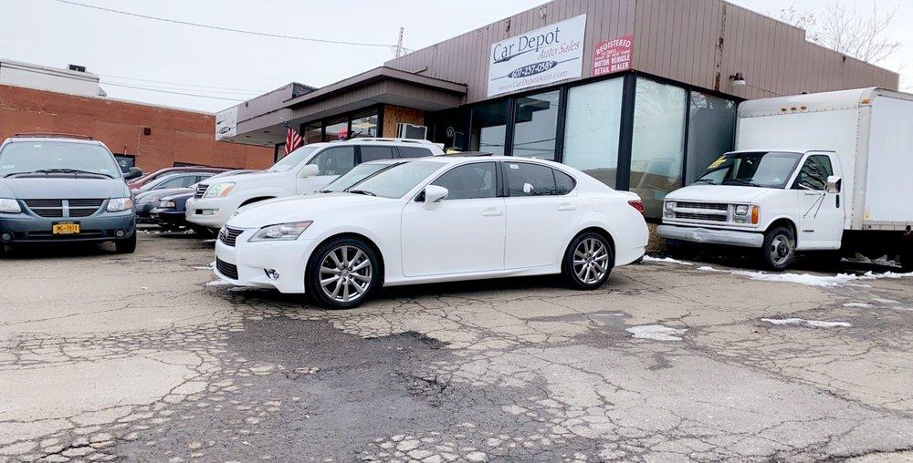 Car Depot Auto Sales: 225 main st, Binghamton, NY