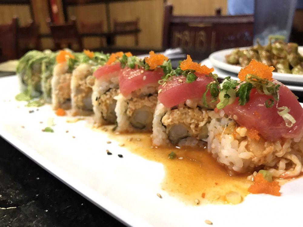 Genmai Sushi Restaraunt: 501 Santa Clara St, Fillmore, CA