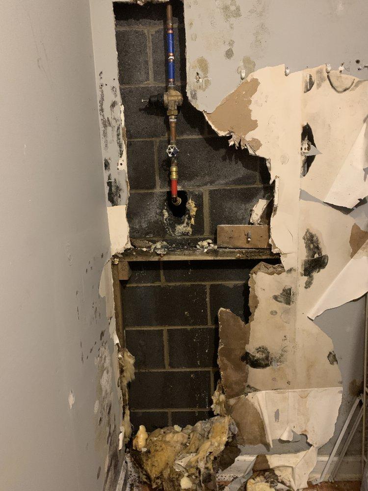 ServiceMaster Restoration by Carefree: 127 Dillon Ct, Johnson City, TN