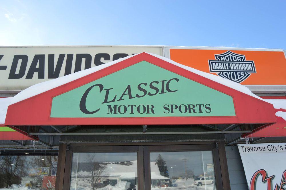 Classic Motor Sports: 3939 S Blue Star Dr, Traverse City, MI
