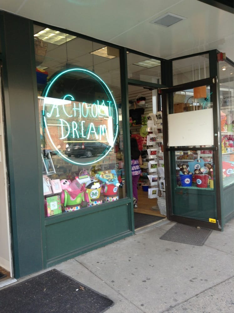A Chocolate Dream: 68 Leonard St, Belmont, MA