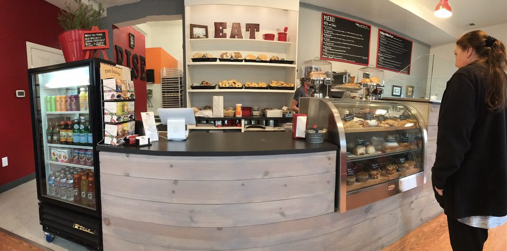 Rise Artisan Bread Bakery and Cafe: 403 5th St, Berthoud, CO