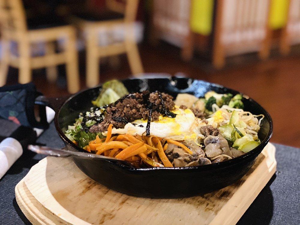 Food from Soo Café