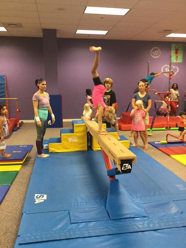 The Little Gym of Asheville: 1000 Brevard Rd, Asheville, NC