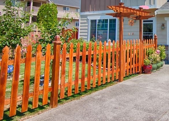 Nice View Fence Fences Amp Gates Everett Wa Phone