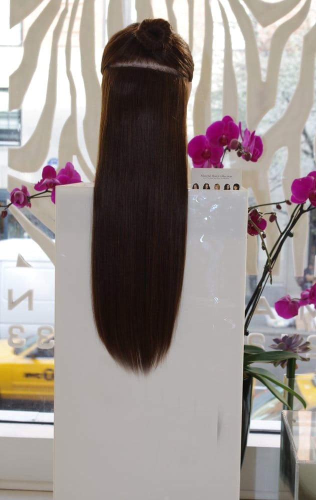 Hair Collection - New York, NY, United States. Clip In Hair Extensions ...