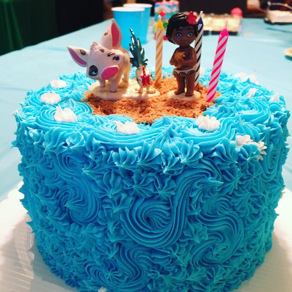 Moana Cake Yelp