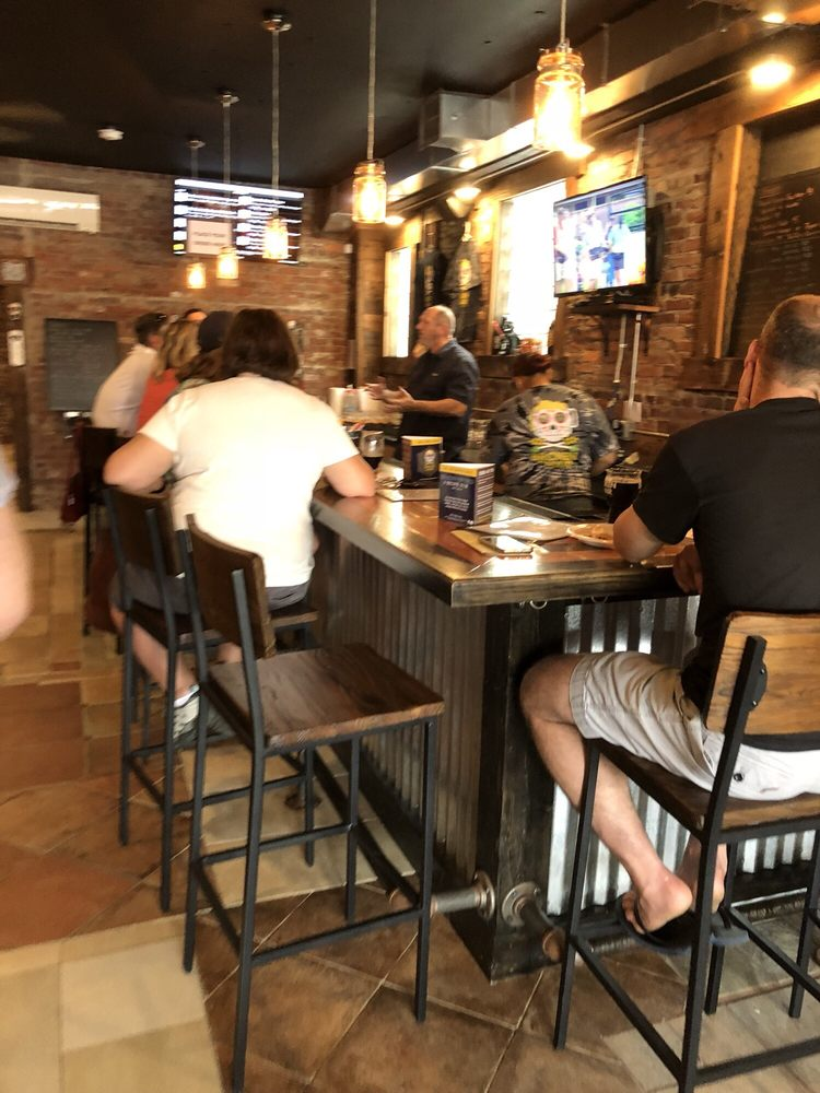 Social Spots from Broken Chair Brewery