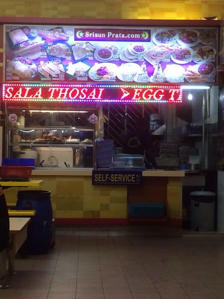 Srisun Prata Singapore