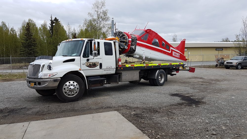 Towing business in Wasilla, AK