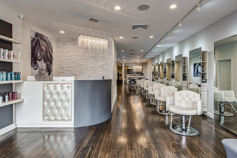Escape Hair Lounge: 303 Main St, Huntington, NY